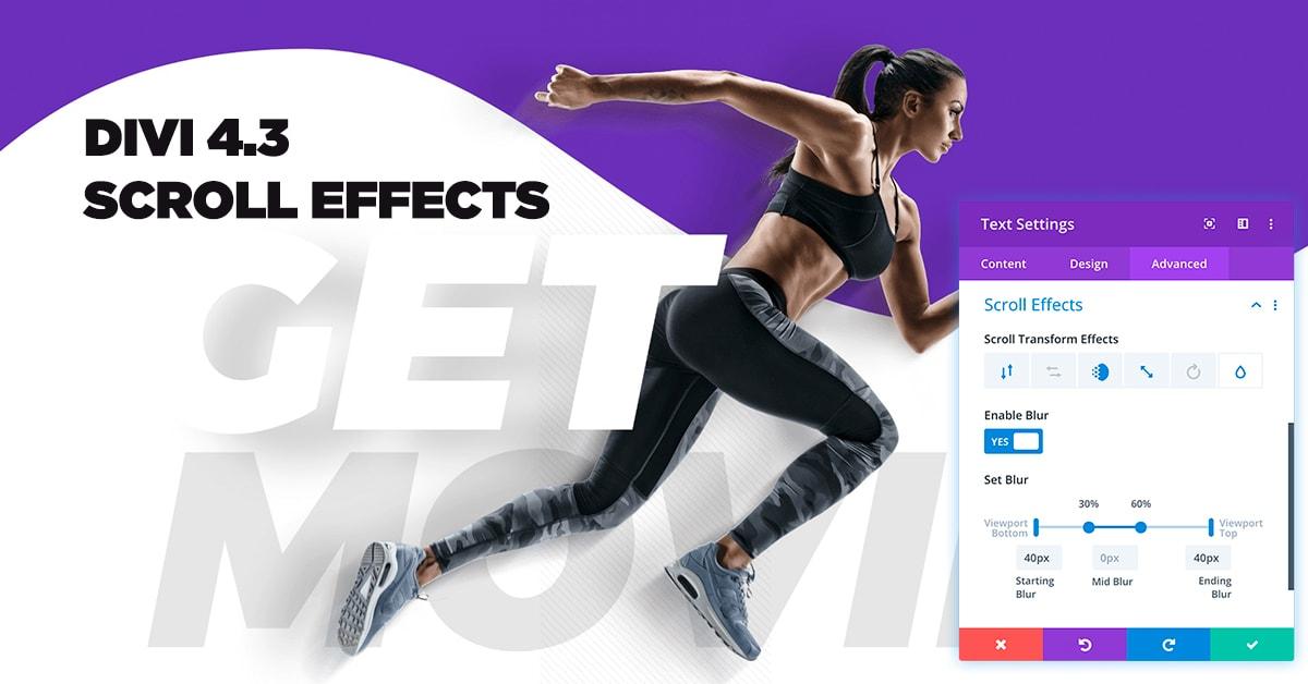 Divi Scroll Effects – Atualização Divi 4.3
